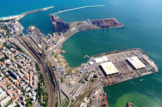 Bulgarian Black Sea Ports